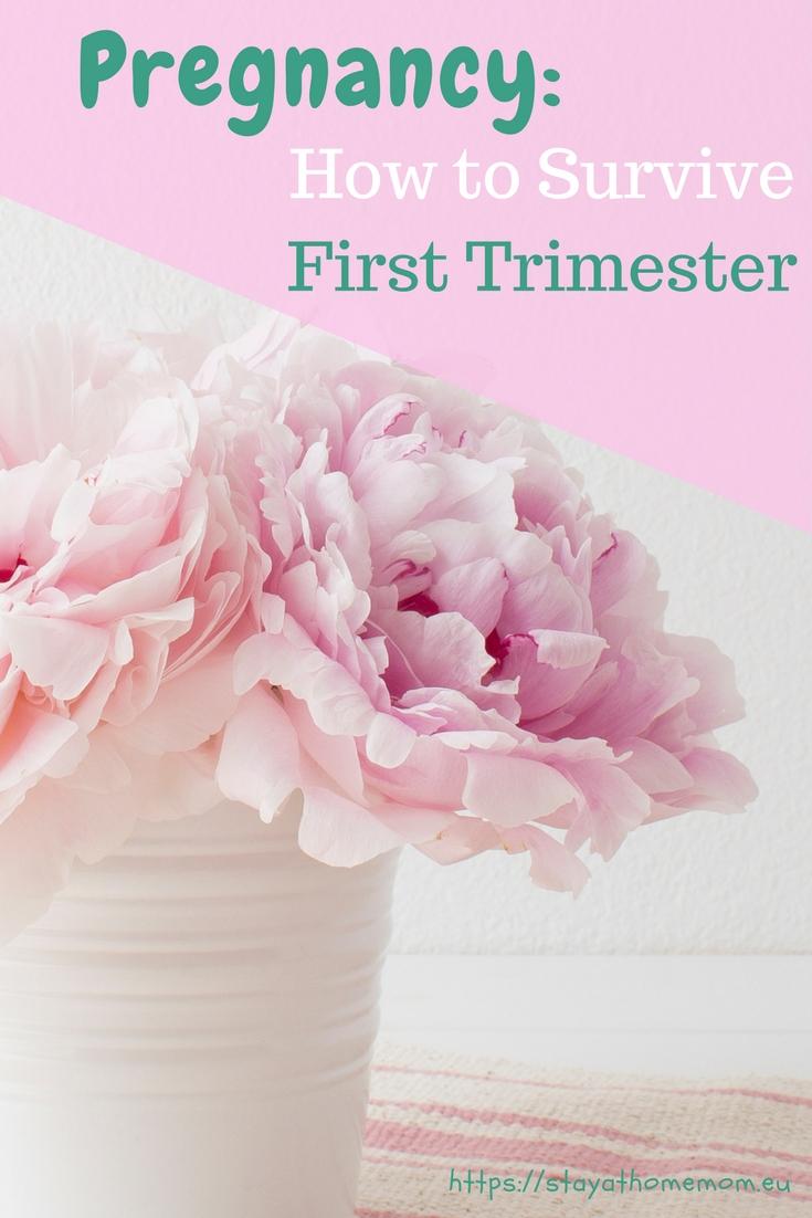 Το πρώτο τρίμηνο εγκυμοσύνης και πως να το αντιμετωπίσεις