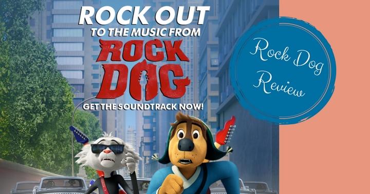 Η παιδική ταινία της εβδομάδας – Rock Dog!