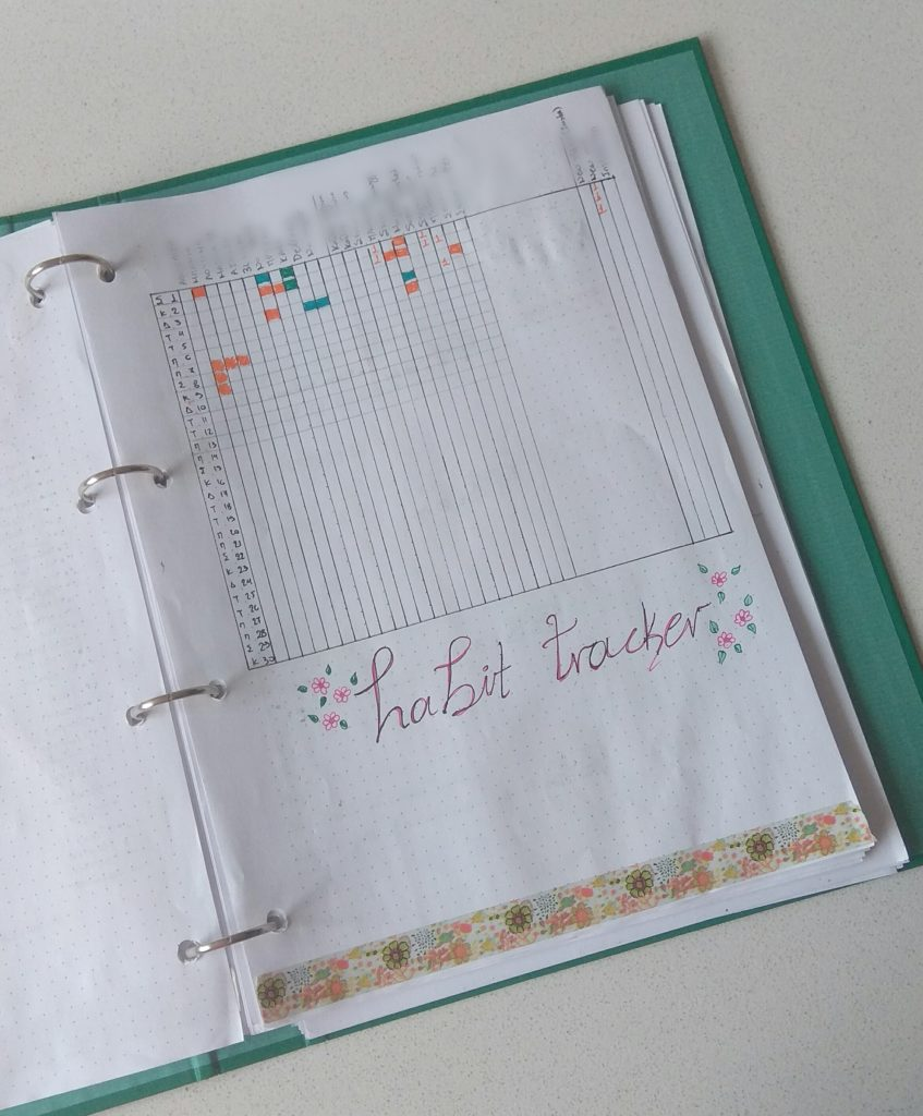 plan with me september - bullet journal